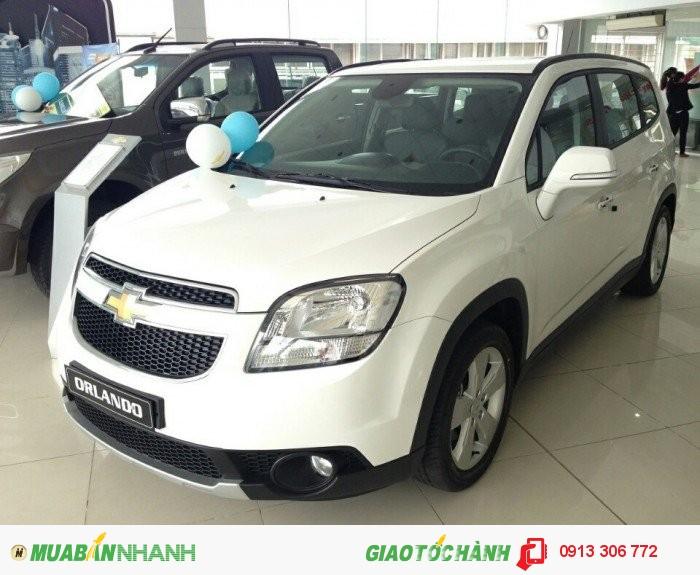 Chevrolet Orlando LTZ 1.8 số tự động Biên Hòa Đồng Nai