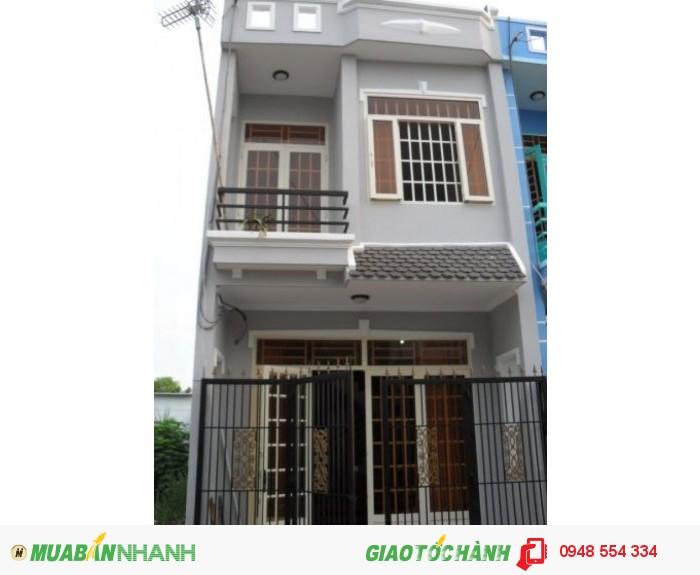 Nhà 4x16m, chính chủ,bao công chứng sang tên,gần lộ Phan Văn Hớn,Hóc Môn
