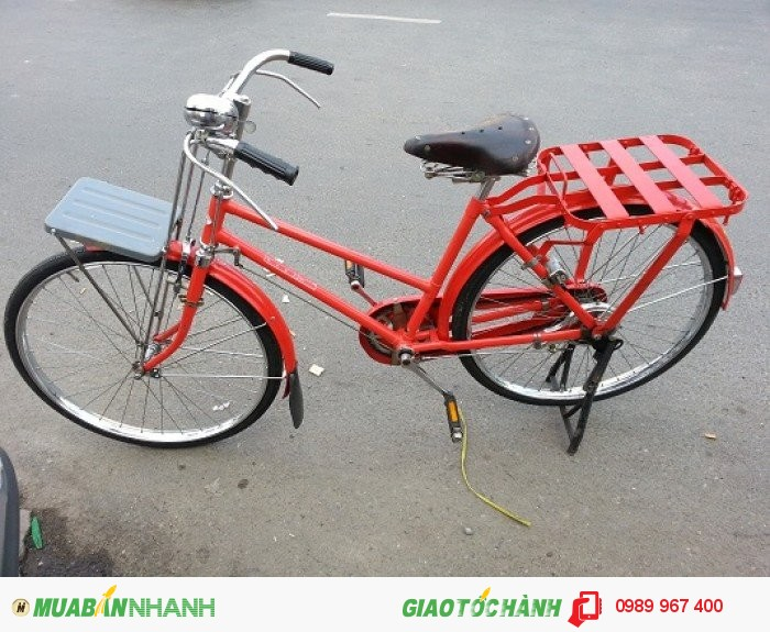 Bán xe đạp phượng hoàng thư báo cổ điển