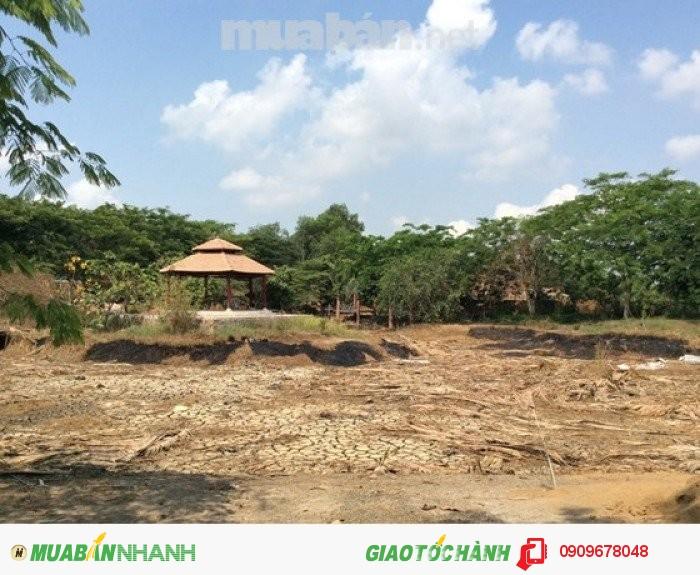 Bán 15.000m2 đất mặt tiền Long Thuận, Long Phước Q9