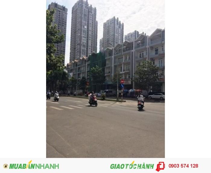 Cho thuê nhà Him Lam - mặt tiền Nguyễn Thị Thập Q7 - giá 2500$