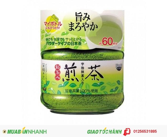 Bột trà xanh Nhật Bản cao cấp0
