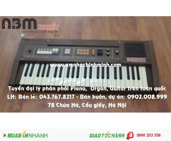 Đàn Organ Cassio Rain Bow giá 500.000 vnđ0