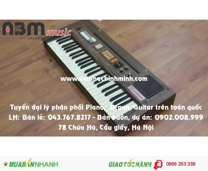 Đàn Organ Cassio Rain Bow giá 500.000 vnđ1