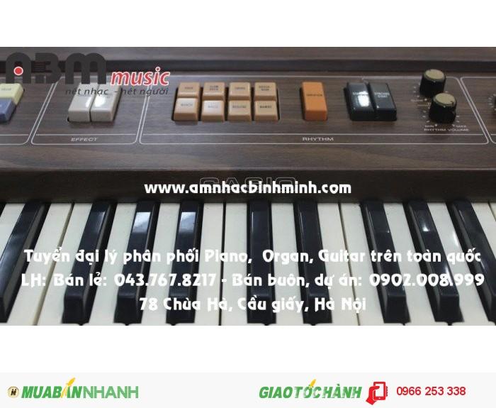 Đàn Organ Cassio Rain Bow giá 500.000 vnđ3