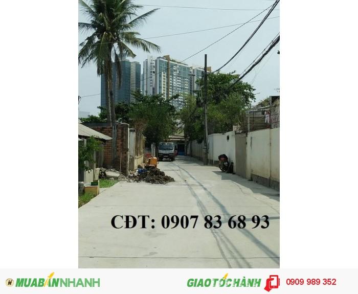 Bán đất đường Đoàn Hữu Trưng, An Phú Q2 gần CH The Vista 3 tỷ/80m2 sổ riêng. Ra Xa Lộ Hà Nội 500m.
