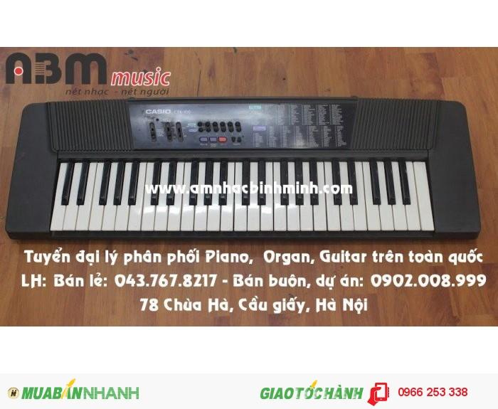 Đàn Organ Casio CTK100 giá 600.000 vnđ0