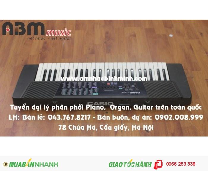 Đàn Organ Casio CTK100 giá 600.000 vnđ3