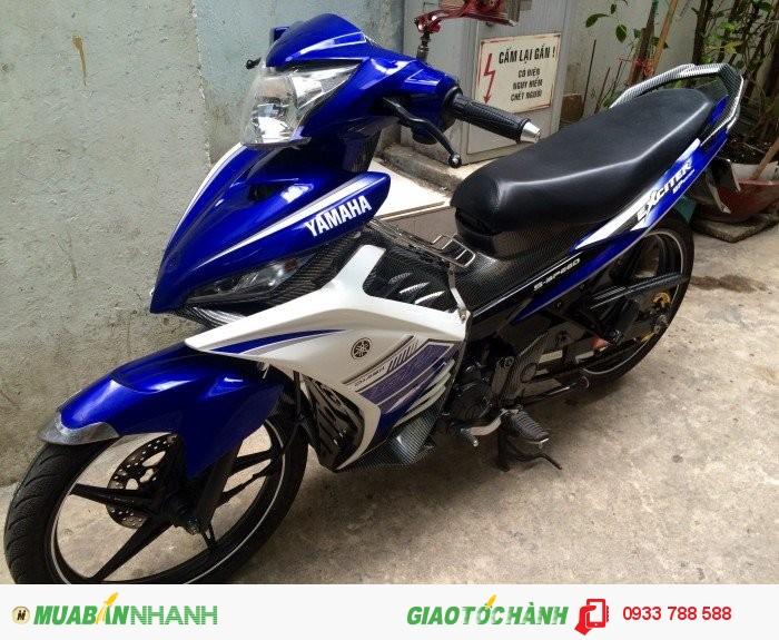 Yamaha Exciter sản xuất năm