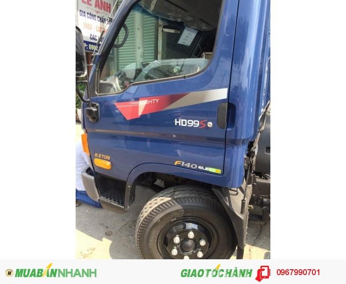 Xe tải Hyundai HD99S 6.5 tấn giá tốt nhất thị trường