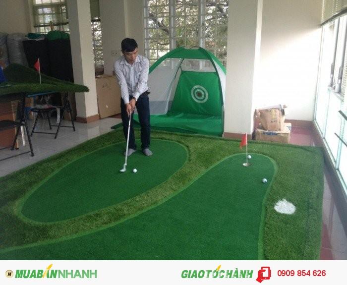 Phòng tập golf tại nhà, mini golf tại nhà0