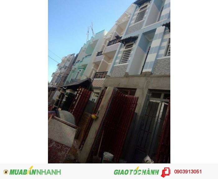 Bán nhà MT đường hẻm nội bộ Lê Văn Lương - phước kiển