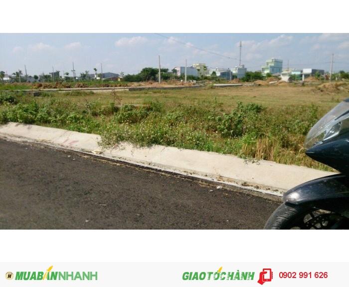 Đất nền Spring town MT Đại Lộ Trần Văn Giàu,5mx25m,SHR,CK 6%,