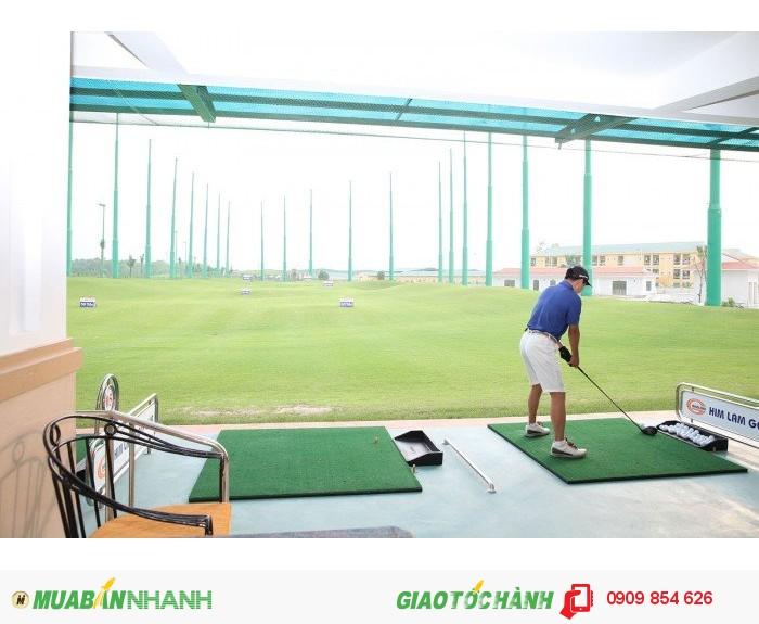 Sửa chữa sân tập golf, cải tạo sân tập golf, nâng cấp sân tập golf, thi công sân tập golf0