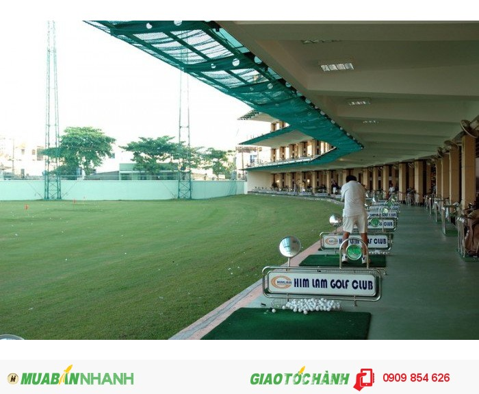 Sửa chữa sân tập golf, cải tạo sân tập golf, nâng cấp sân tập golf, thi công sân tập golf1