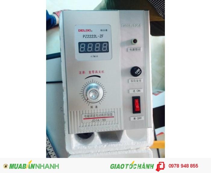 Bộ điều khiển tốc độ DELIXI JD1A-90, 1