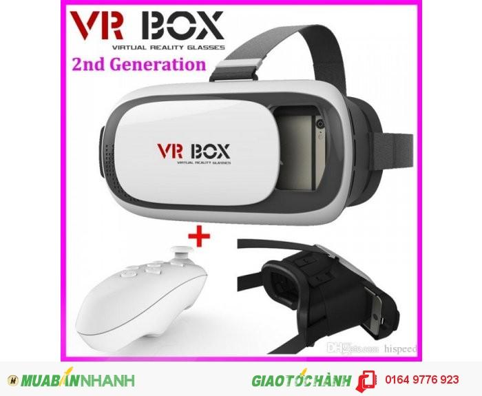 Kính Thực Tế Ảo 3d Vr Box 2
