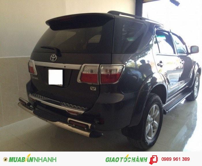 Bán Toyota Fortuner 2.7 4x4 AT 2011, 739 triệu 1