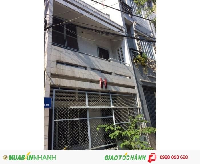 Bán nhà hẽm 3m Huỳnh Văn Bánh, P13, Phú Nhuận