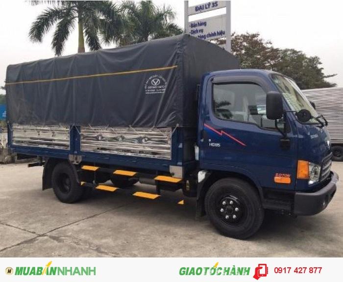 Xe tải Hyundai HD98, Hyundai HD98 Nâng Tải, Hyundai