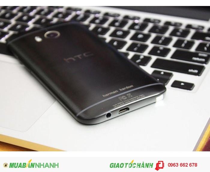 nghe nhạc chuẩn. HTC M8 HADMAN KARDON: 2,950.000Đ1