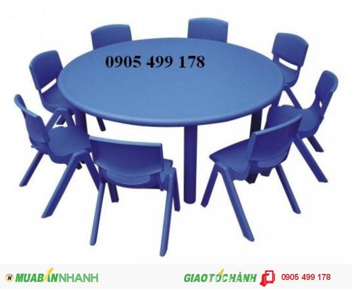 bàn ghế mầm non nhập khẩu0
