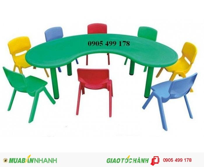 bàn ghế mầm non nhập khẩu4