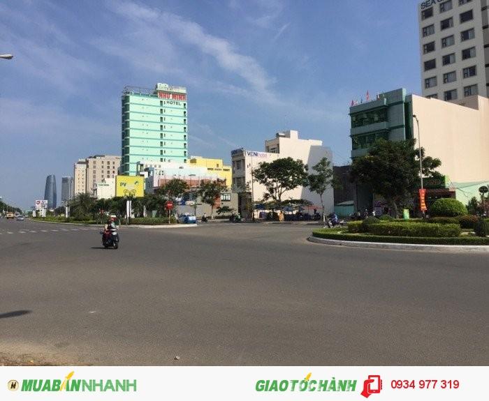Bán đất biển Phạm Văn Đồng đường An Đồn 5, hướng Đông Bắc, rất đẹp.