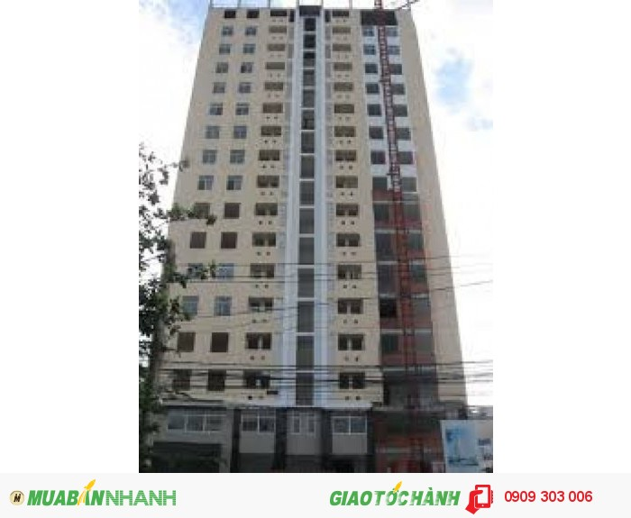 Chính chủ cần bán lại căn hộ New Town đường 18, ven sông, tầng cao