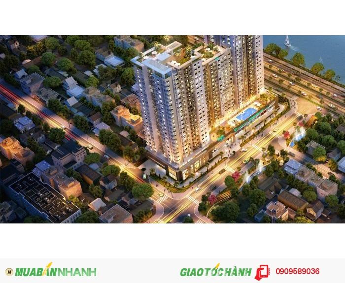 Bán căn hộ viva riverside quận 6 - giao nhà hoàn thiện - tặng nội thất cao cấp - vay đến 70% - Ck 9%