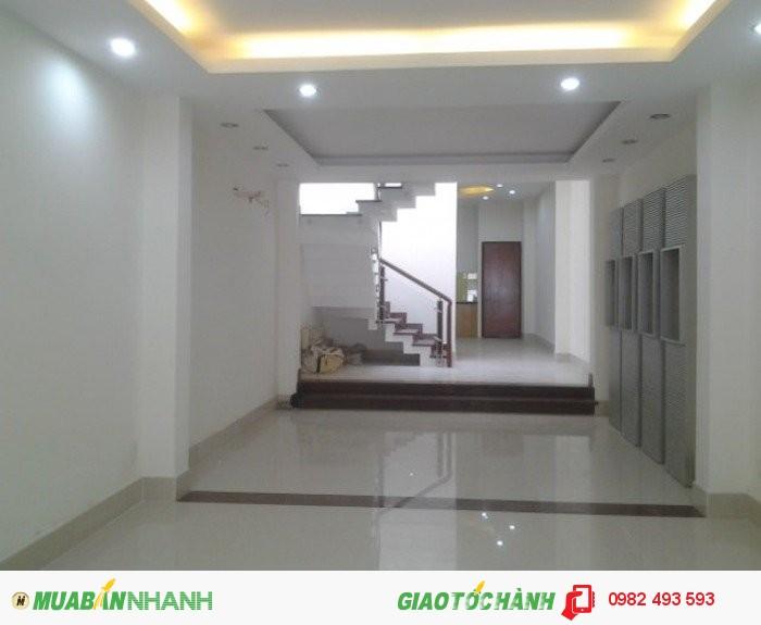 Cho thuê nhà mặt phố đường Trần Đình Xu, P.Cầu Kho, Quận 1, DT: 6x17m, diện tích: 102m2, 6 lầu, giá: 30.000.000đ