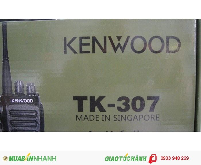 Bộ đàm Kenwood TK-307 Made in Singapore mới 100%