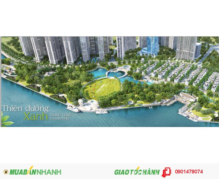 Chỉ 1 tỷ đồng bạn có thể sở hữu căn hộ VINHOMES CENTRAL PARK đẳng cấp bậc nhất Việt Nam
