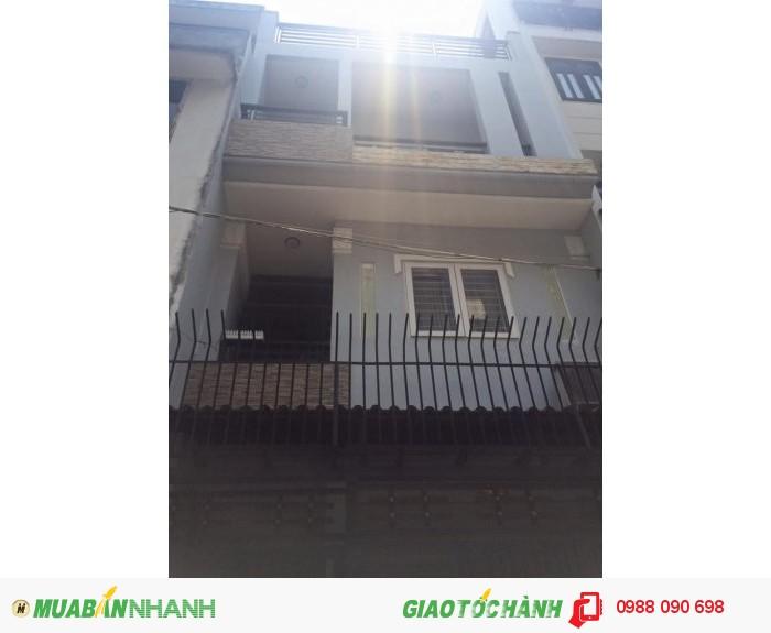 Bán nhà HXH Nguyễn Thái Bình, phường 12, quận Tân Bình. DT: 5x11m