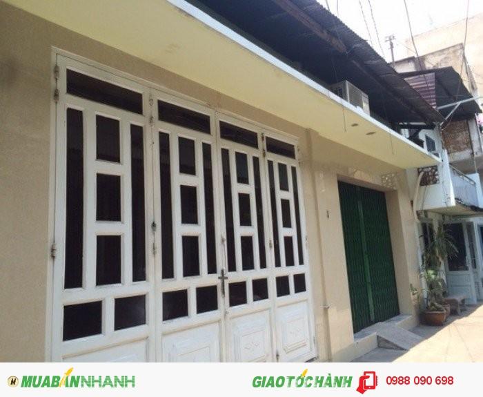 Bán nhà trệt HXH Võ Thành Trang, P.11, Tân Bình. DT 8.35x17m