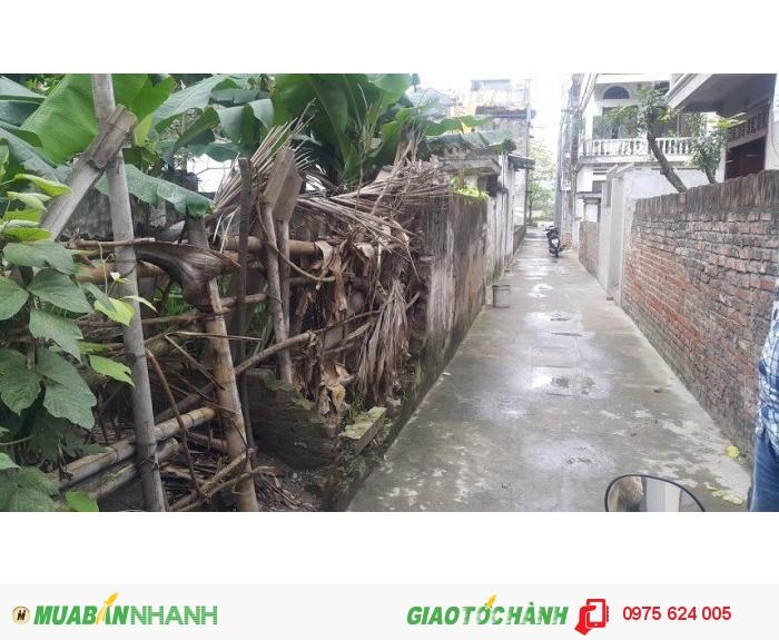 Bán Đất Phú Thị, 43m, Mt 4.3m Giá Chỉ 8,3 Tr/M2
