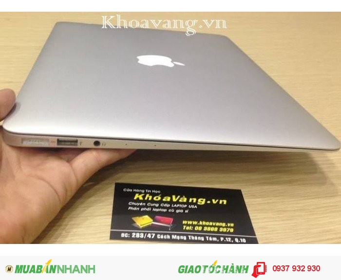 Macbook Air 13 inch Core i7 (Thế hệ 4 Haswell)