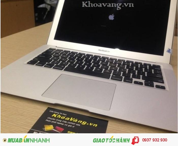 Macbook Air 13 inch Core i7 | USB 3.0 tốc độ nhận dữ liệu siêu tốc độ.