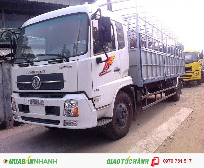 Dongfeng B170 sản xuất năm 2015 Số tay (số sàn) Xe tải động cơ Dầu diesel