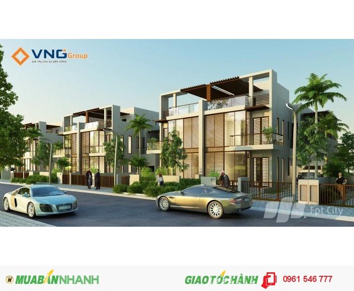 Dự án bất động sản vip của tập đoàn FPT city tại Phía Nam Đà Nẵng