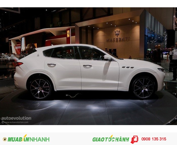 Maserati Khác sản xuất năm 2016 Số tự động Động cơ Xăng