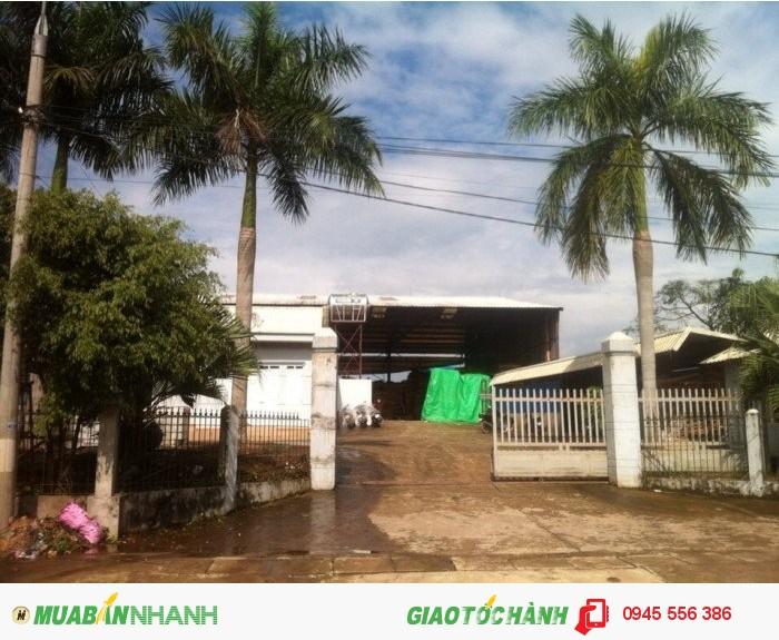 Bán gấp nhà xưởng tại đường Tố Hữu, Xã Quyết Thắng, Tp Thái Nguyên,DT 3500m2