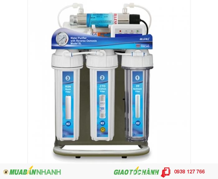 Máy lọc nước uống trực tiếp RO System, Model SL được nhập khẩu 100% từ Thái Lan