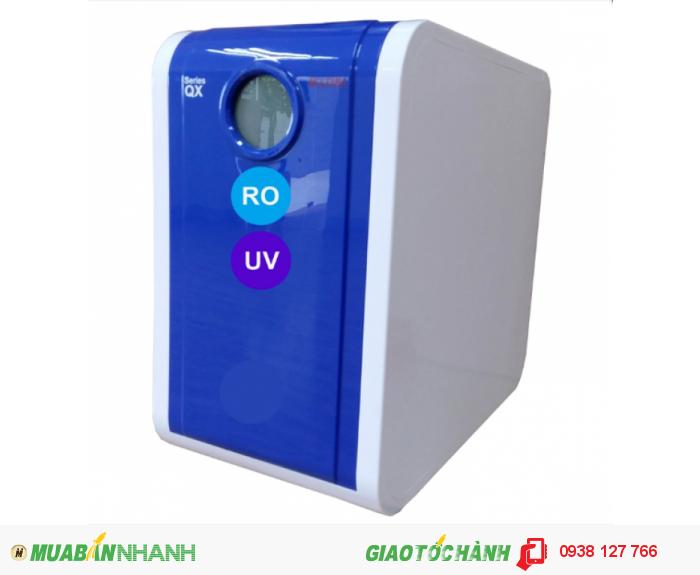 Máy lọc nước ALLFYLL RO System QX + UV