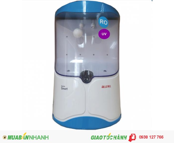 Máy lọc nước ALLFYLL Model Smart - RO + UV