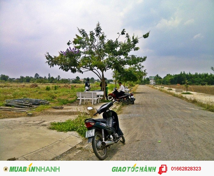 Đất nền đường An Hạ, 75m2, ngã ba Trần Văn Giàu, xã Phạm Văn Hai, Huyện Bình Chánh, chính chủ.