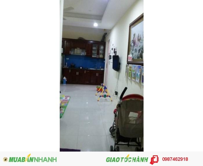 Cho thuê căn 2514 Chung cư hh1 Linh đàm, 2 phòng ngủ, 4 triệu