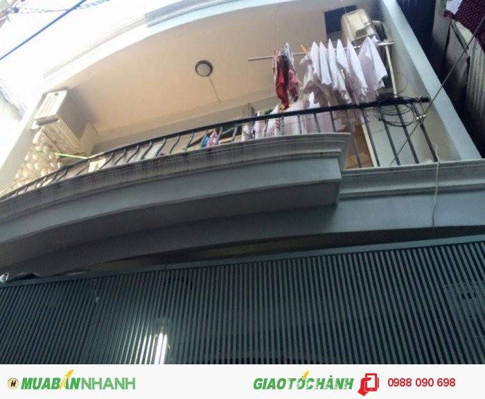 Bán nhà hẻm Hoàng Hoa Thám, P.5, Phú Nhuận. DT 3x12m