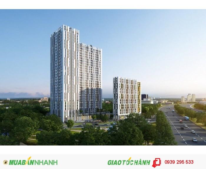 Căn hộ - Officetel 2 mặt tiền Mai Chí Thọ 25,1tr/m2