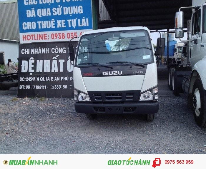 Isuzu QKR sản xuất năm  Số tay (số sàn) Xe tải động cơ Dầu diesel